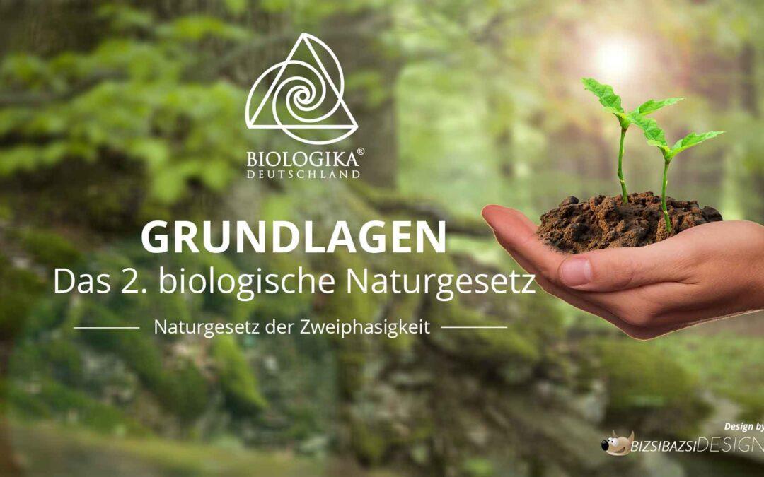 Das 2. biologische Naturgesetz – mit Beatrix